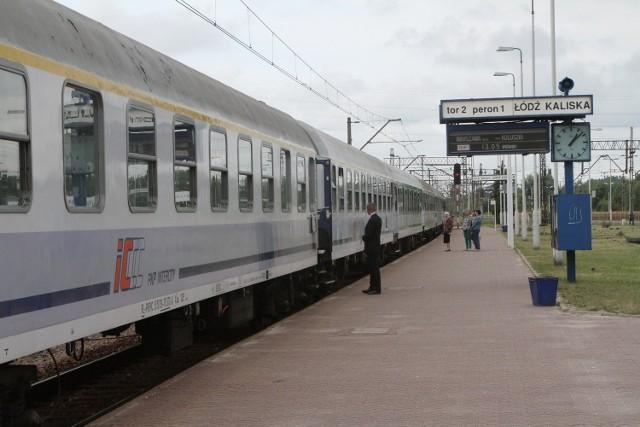Po modernizacji podróż z Łodzi do Warszawy ma trwać niewiele ponad 70 minut