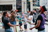 Busker Fest 2019. Kuglarze, aktorzy, muzycy wyjdą ze sztuką na ulice Bydgoszczy już w ten weekend [5 i 6 lipca]