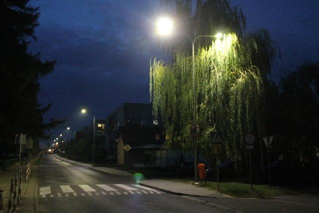 Gmina Świebodzin kontynuuje budowę oświetlenia drogowego