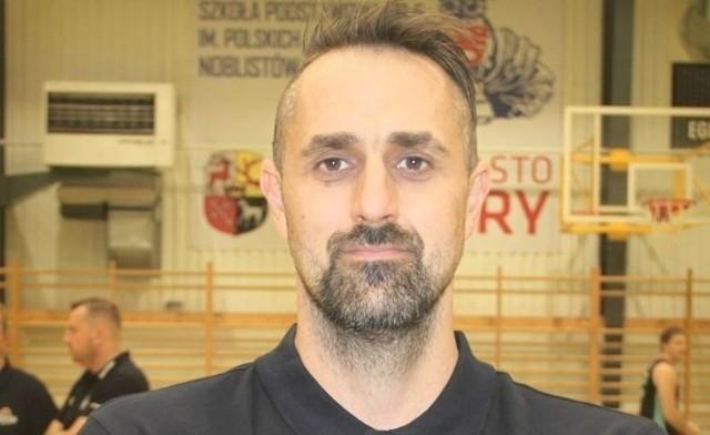 Michał Siwicki został nowym trenerem BC Swiss Krono Żary. Zanany szkoleniowiec i zawodnik będzie pracował z młodzieżą