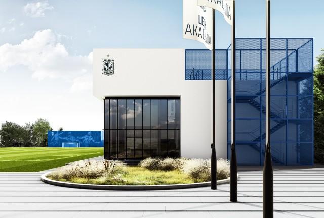 Lada dzień rozpocznie się renowacja obiektów Akademii Lecha Poznań we Wronkach. Nowe Centrum Badawczo-Rozjowwe ma być gotowe w połowie 2022 roku i będzie kosztować ponad 40 milionów złotych. Zobacz wizualizacje, jak ma wyglądać Centrum Badawczo-Rozwojowe Lecha Poznań ---->