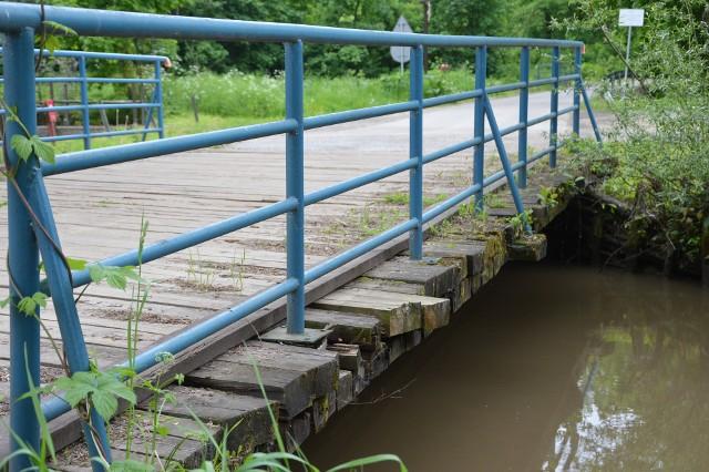 Most w Pławowicach