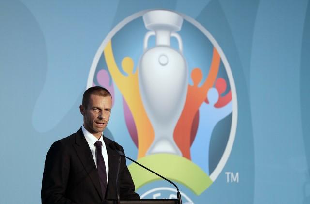 UEFA nie zmienia swoich planów. Mistrzostwa Europy mają się odbyć w 12 krajach