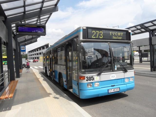 Dworzec autobusowy w Tychach otwarty