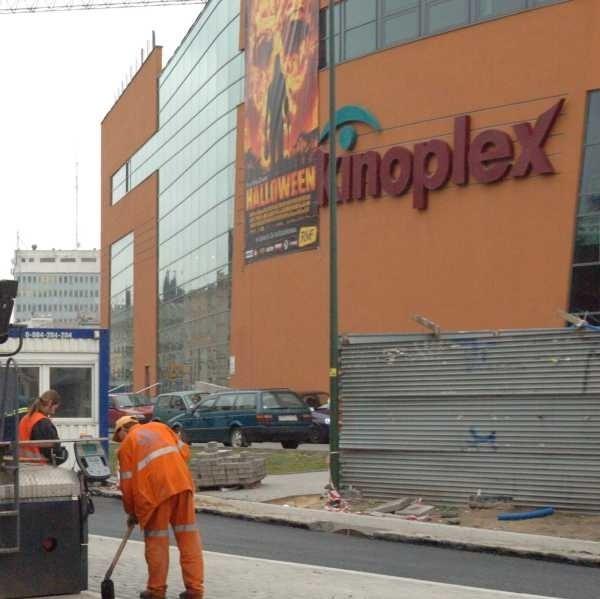 Kino musiało zostać zamknięte na czas remontu. W piątek kinomani znów będą mogli oglądać w nim filmy.