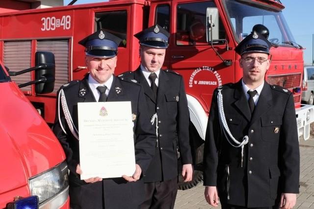 Podlascy strażacy w krajowym systemie