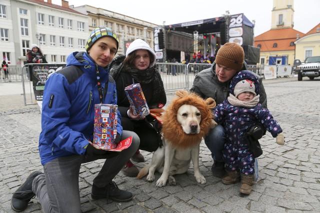 Tak wyglądał 26. Finał Wielkiej Orkiestry Świątecznej Pomocy w Białymstoku w 2018 roku