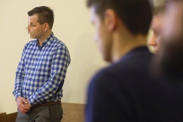 Ogłoszenie wyroku w sprawie trenera Łukasza K.