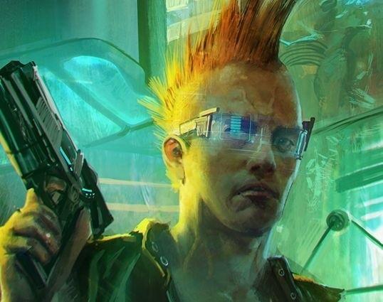 Cyberpunk: Nowa gra twórców WiedźminaCyberpunk: Nowa gra twórców Wiedźmina