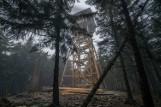 Można już legalnie korzystać z wieży widokowej na Radziejowej