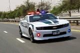 Chevrolet Camaro SS zasila szeregi policji w Dubaju