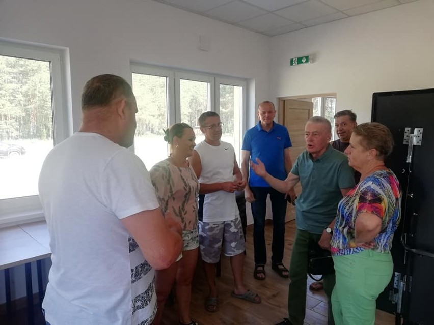 Mieszkańcy Klamer, którzy przyszli na konsultacje społeczne, zdecydowali większością głosów, że nie chcą, by w ich miejscowości były nazwy ulic