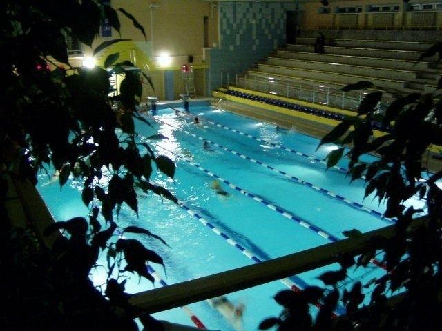 Pływalnia Sportowa przy ul. Włókienniczej