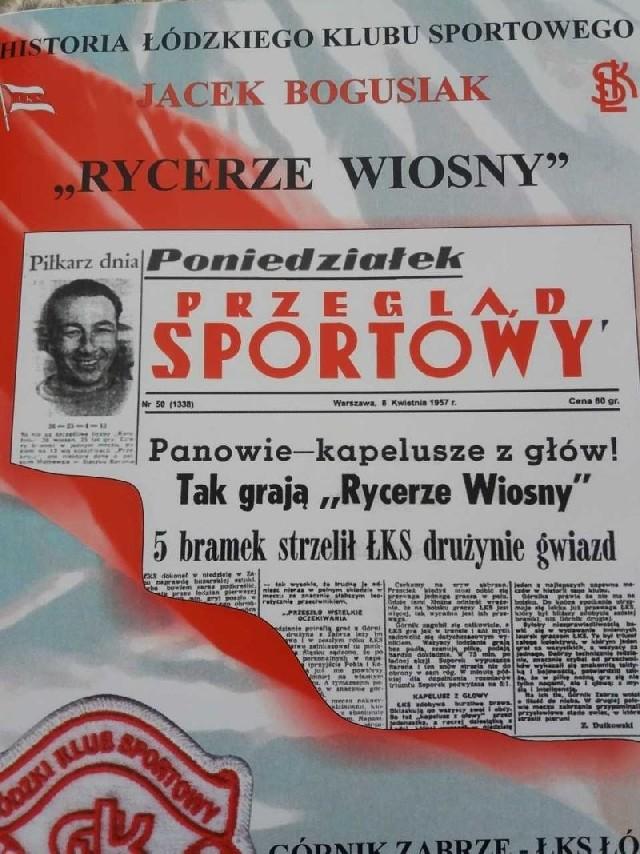 To Rycerze Wiosny budowali piłkarską legendę ŁKS [ZDJĘCIA] | Express  Ilustrowany