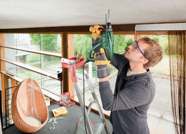 Wiertarka dla majsterkowiczaDo większości domowych pracy wystarczy sprzęt o mocy od 500 do 700 W.