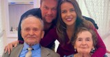 Ależ piękna miłość! Dziadkowie Edyty Herbuś świętowali 65 - lecie małżeństwa. Zobaczcie zdjęcia z uroczystości