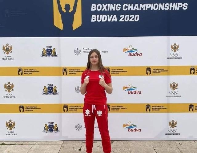 Julia Szeremeta (Paco Lublin) będzie rywalizować w Budvie w kategorii wagowej do 60 kg
