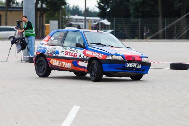 W sobotę II runda Samochodowych Mistrzostw Białegostoku.