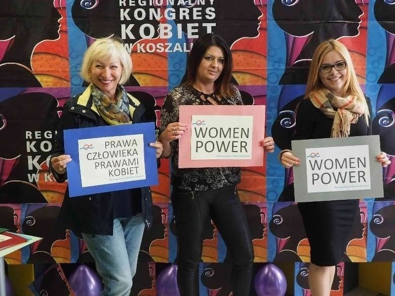 """""""Równe prawa - nasza sprawa"""" – pod tym hasłem w piątek, 11 września, w Centrum Kultury 105 odbędzie się 8. Regionalny Kongres Kobiet w Koszalinie."""