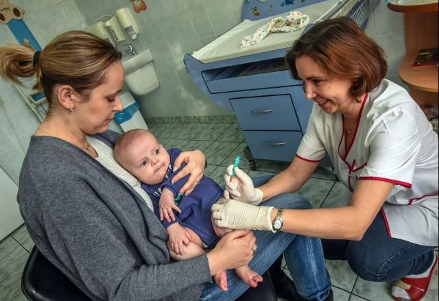 Darmowe szczepienia przeciwko pneumokokom