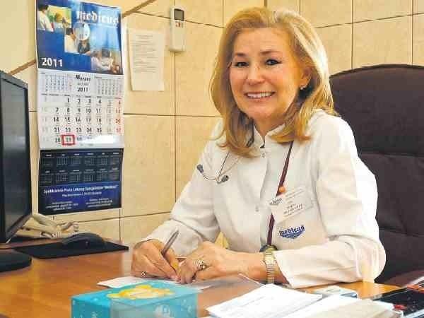 Doktor Marta Mielnik-Kamm udziela wskazówek na temat zdrowia. Sama też stosuje się do zaleceń, udzielanych swoim pacjentom. Zwraca dużą uwagę na odpowiednią dietę, chodzi na basen i codziennie spaceruje.