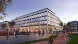 Echo Investment ma kredyt na budowę kolejnego wrocławskiego biurowca West 4 Business Hub