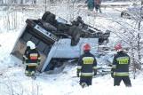 Kierowca busa oskarżony o spowodowanie katastrofy komunikacyjnej