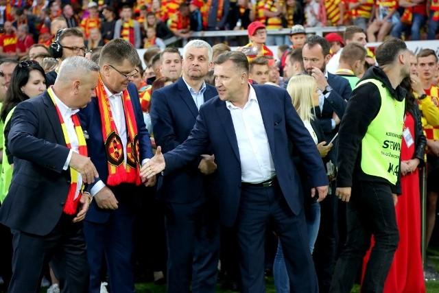 Piłkarze i zarząd Jagiellonii Białystok nie dogadali się ws. obniżek pensji