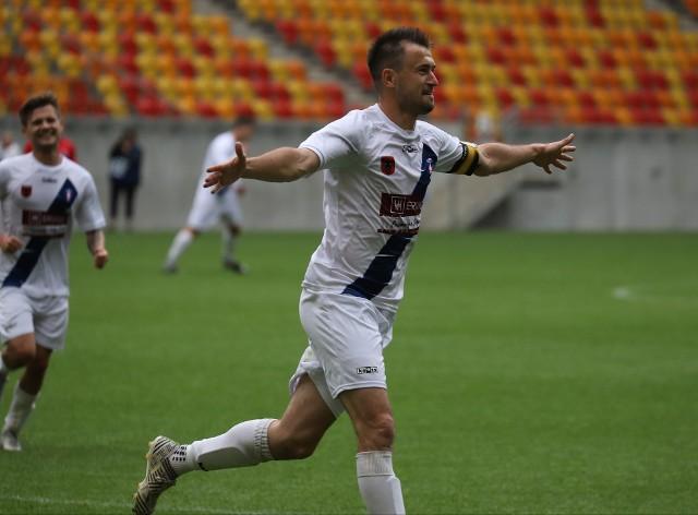 Kamil Jackiewicz zdobył pierwszą bramkę w sezonie
