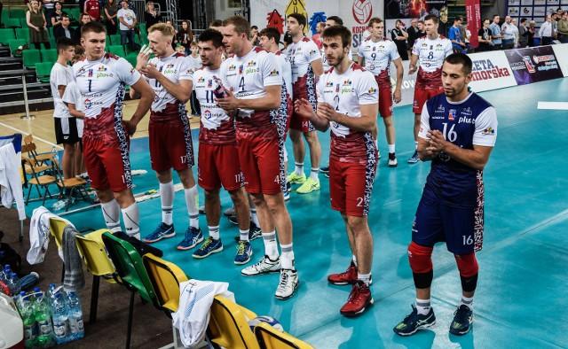 Siatkarze Łuczniczki po raz pierwszy zagrają przed własną publicznością w nowym sezonie Plus Ligi