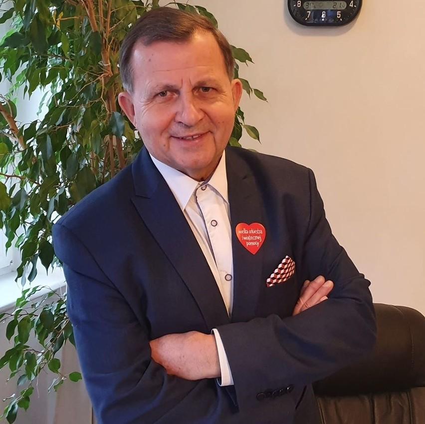 Henryk Recław, szef Wirelandu.