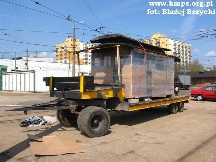 Stare tramwaje w Poznaniu. Carl Weyer