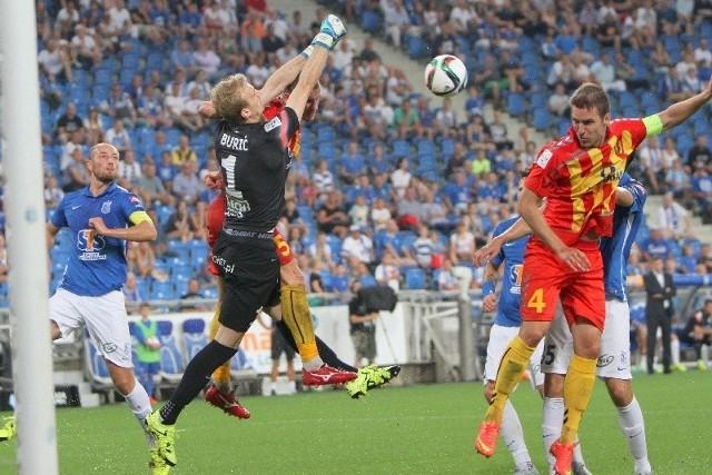 Lech Poznań - Korona Kielce 0:0