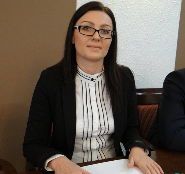 Starosty radomszczański Beata Pokora
