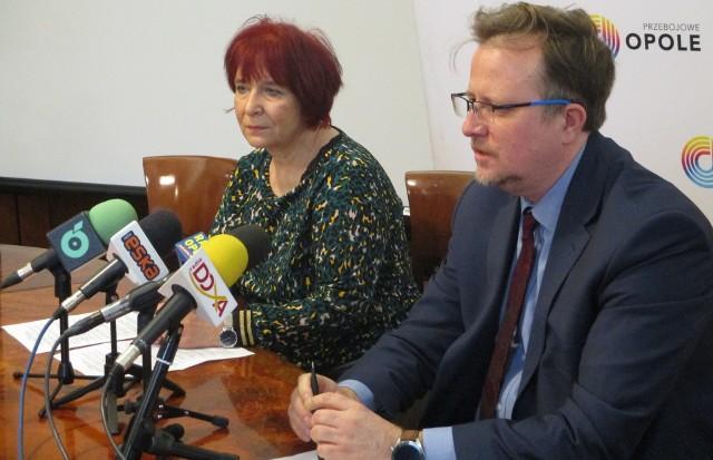 Irena Koszyk kierowała wydziałem oświaty w opolskim ratuszu przez 14 lat