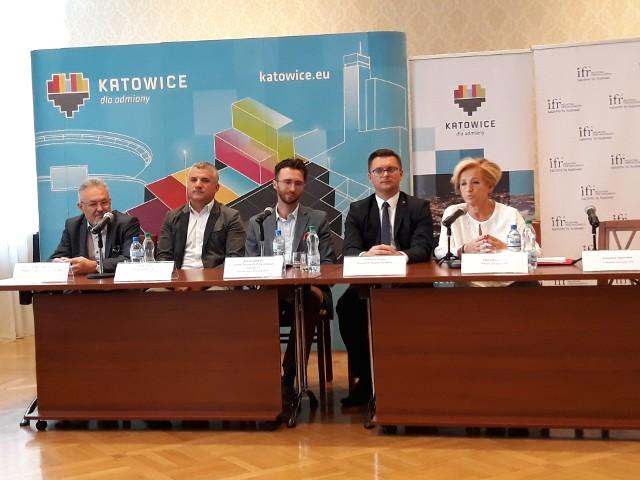 Konferencja prasowa przed 11. Ogólnopolskim Zjazdem Firm Rodzinnych U-RODZINY 2018