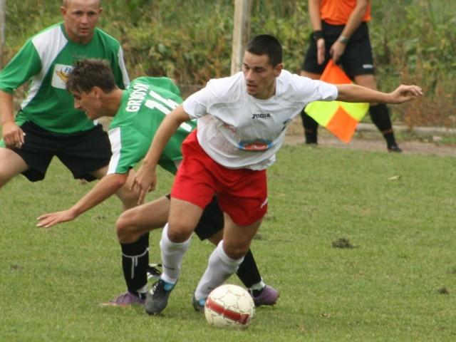 IV liga, jesień 2012: Grybovia - Rylovia