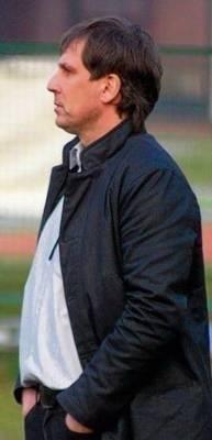Trener Mogilan Mariusz Myślewski FOT. TOMASZ BOCHENEK