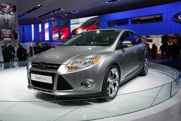 Nowy Ford Focus w tym roku trafi także na nasze ulice.