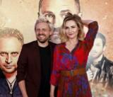 Domagała z żoną, Królikowski, Smołowik na premierze filmu W jak morderstwo. Zobacz gwiazdy na czerwonym dywanie.