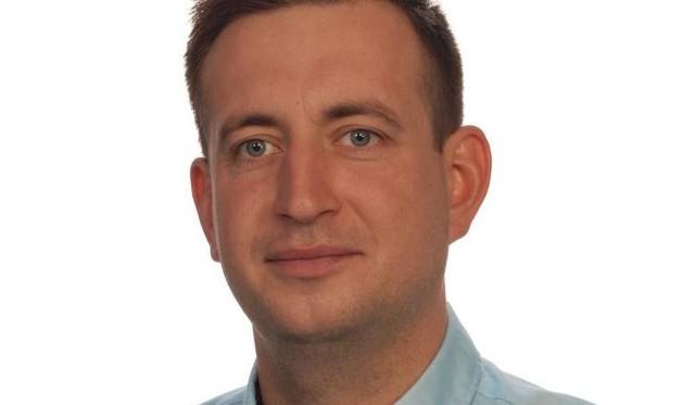 Tomasz Socha, nowy wójt gminy Kije.