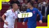 Memy po meczu Polska - Anglia 1:1. Glik jak zapaśnik, Szymański jak czołg