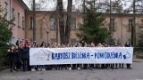 Bartosz Bielenia – powodzenia. Na VI Liceum Ogólnokształcącym i Młodzieżowym Domu Kultury zawisły banery (zdjęcia)