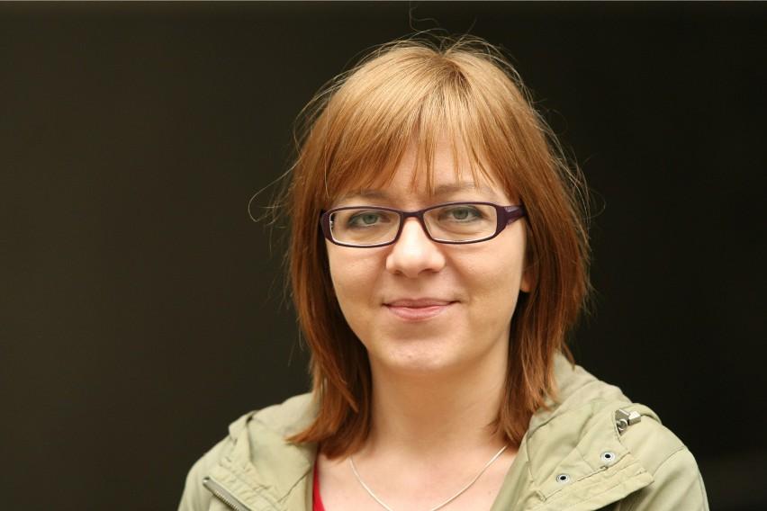 Redaktor Agata Grzelińska