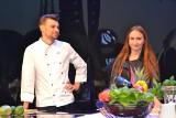 Czwarte urodziny Galerii Galena w Jaworznie. Damian Kordas i Angelika Mucha przygotowali posiłki dla klientów