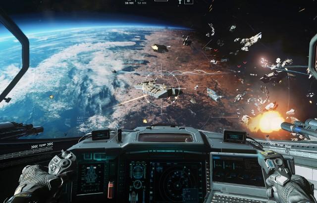 Call of Duty: Infinity WarfarePremiera gry Call of Duty: Infinity Warfare została zaplanowana na 4 listopada