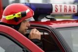 Wypadek w Oleśnicy. Jedna osoba została ranna