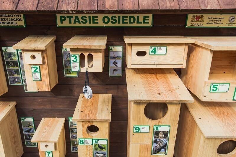 Ptasie osiedle na Wyspie Sobieszewskiej czeka na pierwszych lokatorów. Do wyboru są różne apartamenty