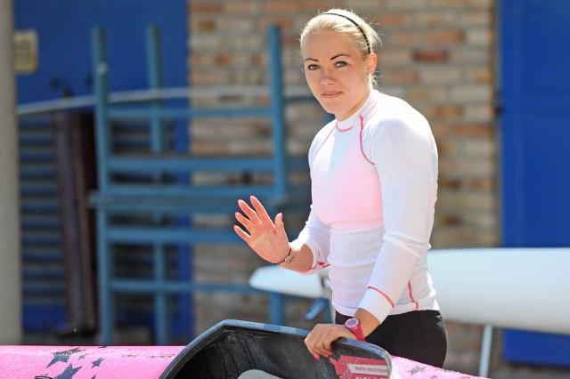 Marta Walczykiewicz na torze Malta odzyskała tytuł mistrzyni Polski w wyścigu na 200 m