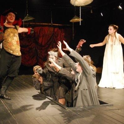 """Marat-Sade"" - Teatr Wierszalin"
